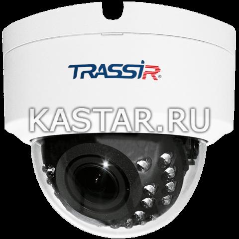 Купол IP-камера TRASSIR TR-D2D2
