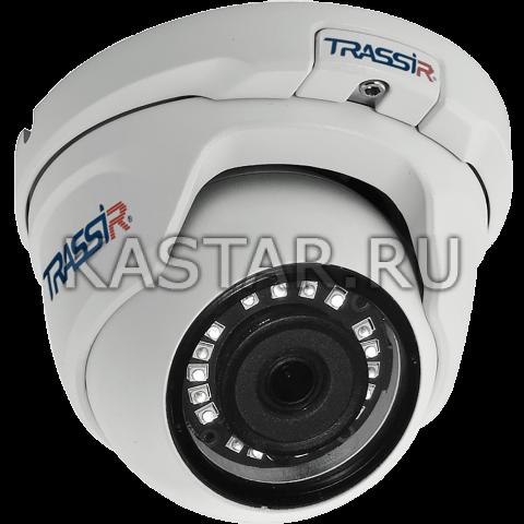 Сфера IP-камера TRASSIR TR-D2S5 (2.8 мм)