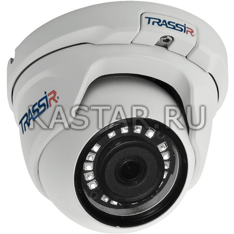 Сфера IP-камера TRASSIR TR-D2S5 (3.6 мм)