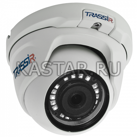 Сфера IP-камера TRASSIR TR-D2S5-noPoE (3.6 мм)