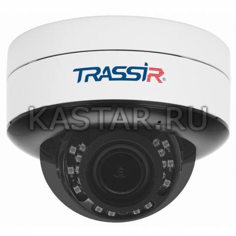 Купол IP-камера TRASSIR TR-D3223WDZIR3