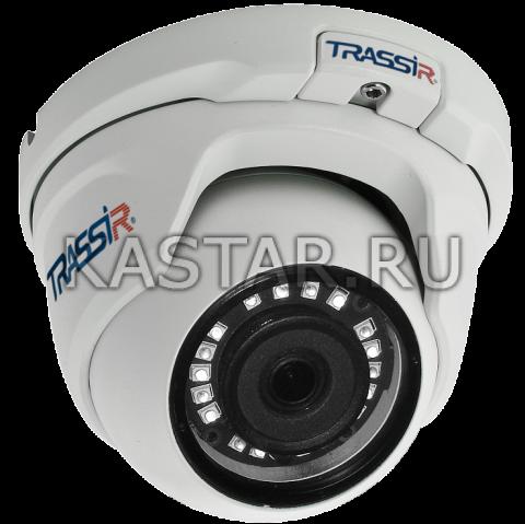 Сфера IP-камера TRASSIR TR-D8141IR2 (2.8 мм)