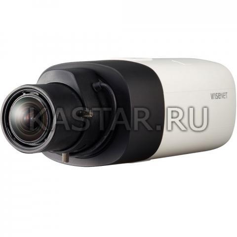 IP-камера extraLUX в стандартном корпусе Wisenet Samsung XNB-6005P c WDR 150 дБ