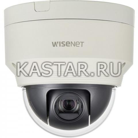 Вандалостойкая PTZ-камера с оптикой 12* Wisenet Samsung XNP-6120HP для улицы
