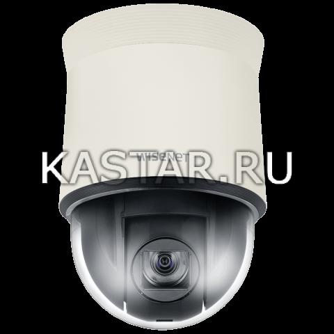 Вандалостойкая Speed Dome камера Wisenet XNP-6320 с оптикой 32* и WDR 150 дБ