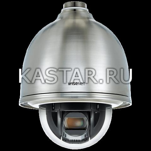 Уличная IP Speed Dome камера Wisenet XNP-6320HS, WDR 150 дБ, вариообъектив