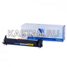 Картридж NVP совместимый NV-CF231A (БЕЗ ЧИПА) (БЕЗ ГАРАНТИИ) для HP M206dn   M230fdw   M230sdn Черный (Black) 5000стр.