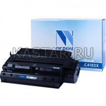Картридж NVP совместимый NV-C4182X для HP LaserJet 8100 | 8100mfp | 8150 | 8150mfp | Mopier 320 Черный (Black) 20000стр.