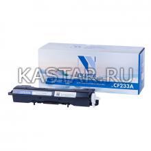 Картридж NVP совместимый NV-CF233A для HP LaserJet Ultra M134a | M134fn | M106w Черный (Black) 2300стр.