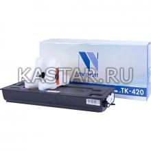 Картридж NVP совместимый NV-TK-420 для Kyocera KM-2550 Черный (Black) 15000стр.