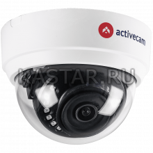 HD-TVI, HD-CVI, AHD, CVBS мини-камера ActiveCam AC-H2D1 (2.8 мм)