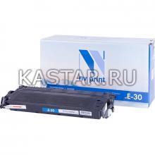 Картридж NVP совместимый NV-E-30 для Canon FC-2xx | 3xx | 530 | 108 | 208 PC-7xx PC-8xx Черный (Black) 4000стр.