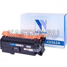 Картридж NVP совместимый NV-CE263A Magenta для HP LaserJet Color CP4025n   CP4025dn   CP4525n   CP4525dn   CP4525xn Пурпурный (Magenta) 11000стр.