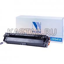 Картридж NVP совместимый NV-CE341A Cyan для HP LaserJet Color Enterprise 700 M775dn   M775f   M775z   M775z+ Голубой (Cyan) 16000стр.