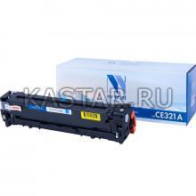 Картридж NVP совместимый NV-CE321A Cyan для HP LaserJet Color Pro CP1525n | CP1525nw | CM1415fn | CM1415fnw Голубой (Cyan) 1300стр.