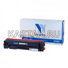 Картридж NVP совместимый NV-CF540X Black для HP Color LaserJet Pro M254dw | M254nw | MFP M280nw | M281fdn | M281fdw Черный (Black) 3200стр.