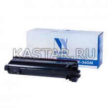Картридж NVP совместимый NV-TK-560 Magenta для Kyocera FS-C5300DN | C5350DN | ECOSYS P6030cdn Пурпурный (Magenta) 10000стр.