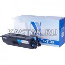 Картридж NVP совместимый NV-TK-3100 для Kyocera FS-2100D   2100DN   ECOSYS M3040dn   M3540dn Черный (Black) 12500стр.