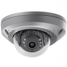 Вандалозащищенная IP-камера для установки в транспорте Hikvision DS-2CD6510DT-IO