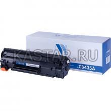 Картридж NVP совместимый NV-CB435A для HP LaserJet P1005 | P1006 Черный (Black) 1500стр.