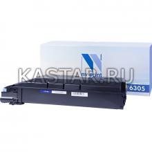 Картридж NVP совместимый NV-TK-6305 для Kyocera TASKalfa 3500i   3501i   4500i   4501i   5500i   5501i Черный (Black) 35000стр.