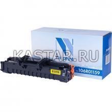 Картридж NVP совместимый NV-106R01159 для Xerox Phaser 3117   3122   3124   3125 Черный (Black) 3000стр.