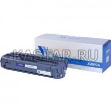 Картридж NVP совместимый NV-C4092A для HP LaserJet 1100 | 1100a | 3200 | 3220 Черный (Black) 2500стр.