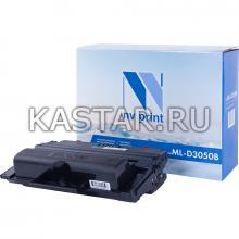 Картридж NVP совместимый NV-ML-D3050B для Samsung ML-3050 | ML-3051N | ML-3051ND Черный (Black) 8000стр.