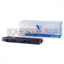 Картридж NVP совместимый NV-TN-230T Black для Brother HL-3040CN | 3070CW | DCP-9010CN | MFC-9120CN | 9320DW Черный (Black) 2200стр.