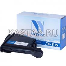 Картридж NVP совместимый NV-TK-1115 для Kyocera FS-1041 | 1220MFP | 1320MFP Черный (Black) 2100стр.