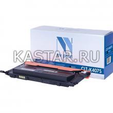 Картридж NVP совместимый NV-CLT-K407S Black для Samsung CLP-320   CLP-325   CLX-3185 Черный (Black) 1500стр.