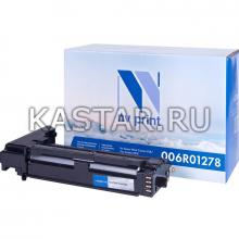 Картридж NVP совместимый NV-006R01278 для Xerox WorkCentre 4118 | FaxCentre 2218 Черный (Black) 8000стр.