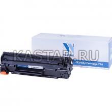 Картридж NVP совместимый NV-CE278A   NV-728 для HP LaserJet Pro P1566   M1536dnf   P1606dn   Canon MF4580   4570   4550   4450   4430   4410 Черный (Black) 2100стр.