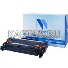 Картридж NVP совместимый NV-Q6473A   NV-711 Magenta для HP LaserJet Color 3505   3505x   3505n   3505dn   3600   3600n   3600dn   3800   3800n   3800dn   3800dnt   Canon LBP-5300   5360   MF-9130   9170   9220Cdn   9280Cdn Пурпурный (Magenta) 4000стр.