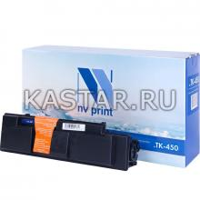 Картридж NVP совместимый NV-TK-450 для Kyocera FS-6970DN Черный (Black) 15000стр.