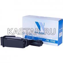 Картридж NVP совместимый NV-TK-1110 для Kyocera  FS-1040   1020MFP   1120MFP Черный (Black) 2500стр.