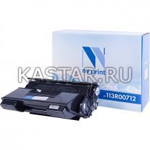 Картридж NVP совместимый NV-113R00712 для Xerox Phaser 4510 Черный (Black) 19000стр.