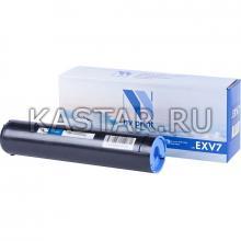 Тонер-туба NVP совместимый NV-C-EXV7 для Canon IR-1200   1210   1230   1270   1330   1510 Черный (Black) 5300стр.