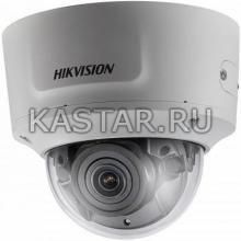 Вандалостойкая IP-камера Hikvision DS-2CD2735FWD-IZS с Motor-zoom и EXIR-подсветкой