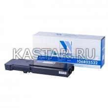Картридж NVP совместимый NV-106R03532 Black для Xerox  VersaLink C400 | C405 Черный (Black) 10500стр.