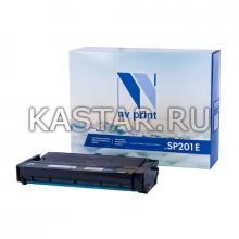 Картридж NVP совместимый NV-SP201E для Ricoh SP-220Nw   220SNw   220SFNw Черный (Black) 1000стр.