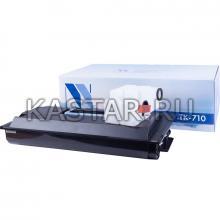 Картридж NVP совместимый NV-TK-710 для Kyocera FS-9130DN | 9530DN Черный (Black) 40000стр.