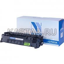 Картридж NVP совместимый NV-Q7553A для HP LaserJet P2014   P2015   P2015dn   P2015n   P2015x   M2727nf   M2727nfs Черный (Black) 3000стр.