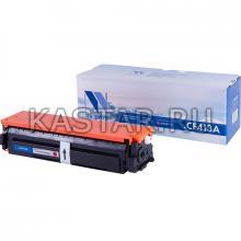 Картридж NVP совместимый NV-CF413A Magenta для HP LaserJet Color Pro M377dw | M452nw | M452dn | M477fdn | M477fdw | M477fnw Пурпурный (Magenta) 2300стр.