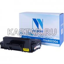 Картридж NVP совместимый NV-106R02306 для Xerox Phaser 3320 Черный (Black) 11000стр.