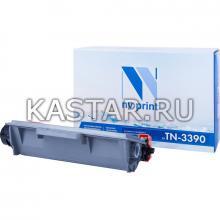 Картридж NVP совместимый NV-TN-3390T для Brother HL-6180DW   DCP-8250DN   MFC-8950DW Черный (Black) 12000стр.
