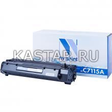 Картридж NVP совместимый NV-C7115A для HP LaserJet 1000w   1005w   1200   1200n   1220   3330mfp   3380 Черный (Black) 2500стр.