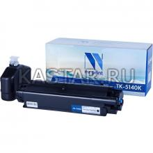 Картридж NVP совместимый NV-TK-5140 Black для Kyocera ECOSYS M6030cdn | P6130cdn | M6530cdn Черный (Black) 7000стр.