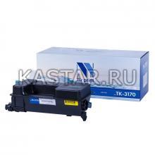 Картридж NVP совместимый NV-TK-3170 для Kyocera ECOSYS P3050dn | 3055dn | 3060dn Черный (Black) 15500стр.