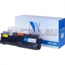 Картридж NVP совместимый NV-TK-340 для Kyocera FS-2020D | 2020DN Черный (Black) 12000стр.